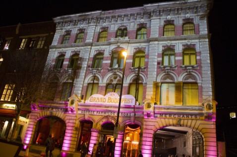 Secret Cinema - Grand Budapest Hotel