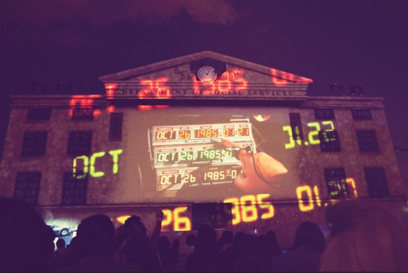 Secret Cinema - Back To The Future