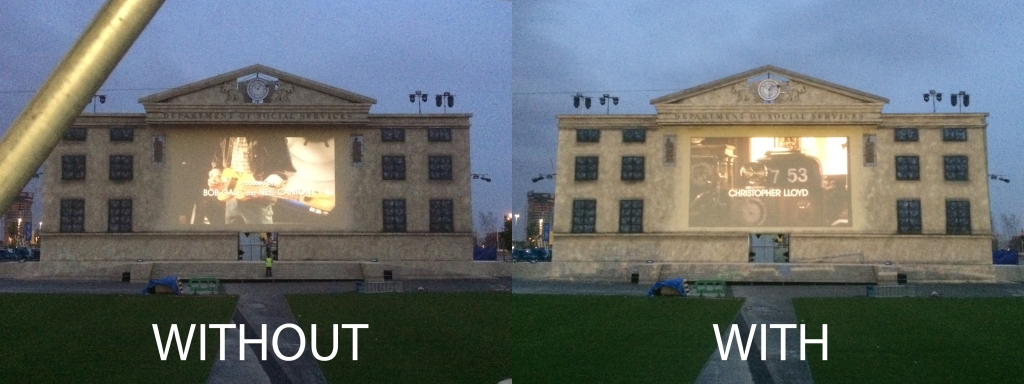 Opening Sequence-Facade Projection Comparison