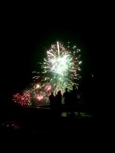 Wexford LX Fireworks